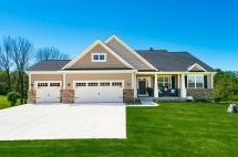New Ranch Style Homes in Columbus Ohio