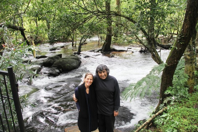 Couple turns 300 acres of land into India's first private wildlife sanctuary