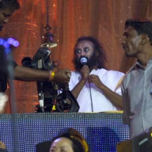 Environmentalists lose eco battle to Sri Sri of Art of Living Fame