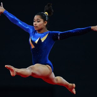 Dipa Karmakar, India's First Olympian Gymnast, Honored with Official Stamp