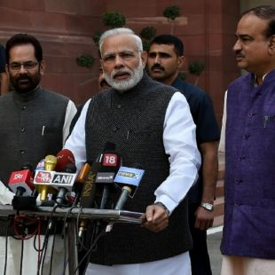 Prime Minister Narendra Modi urges U.S. to take 'farsighted' approach on Visas