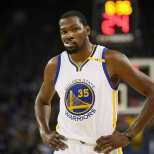 Warriors Kevin Durant will visit the first NBA Academy in India