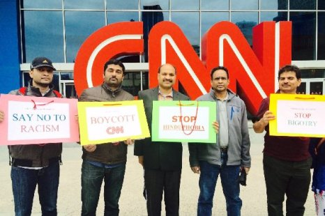 Why Indian Americans continue to protest against CNN over Reza Aslan's show?