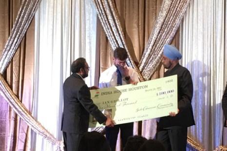 India House Houston raises $100K to honor Ian Grillot