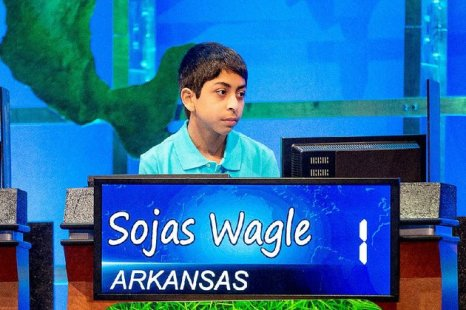 Sojas Wagle paces Indian-American one-two-three finish at National Brain Bee