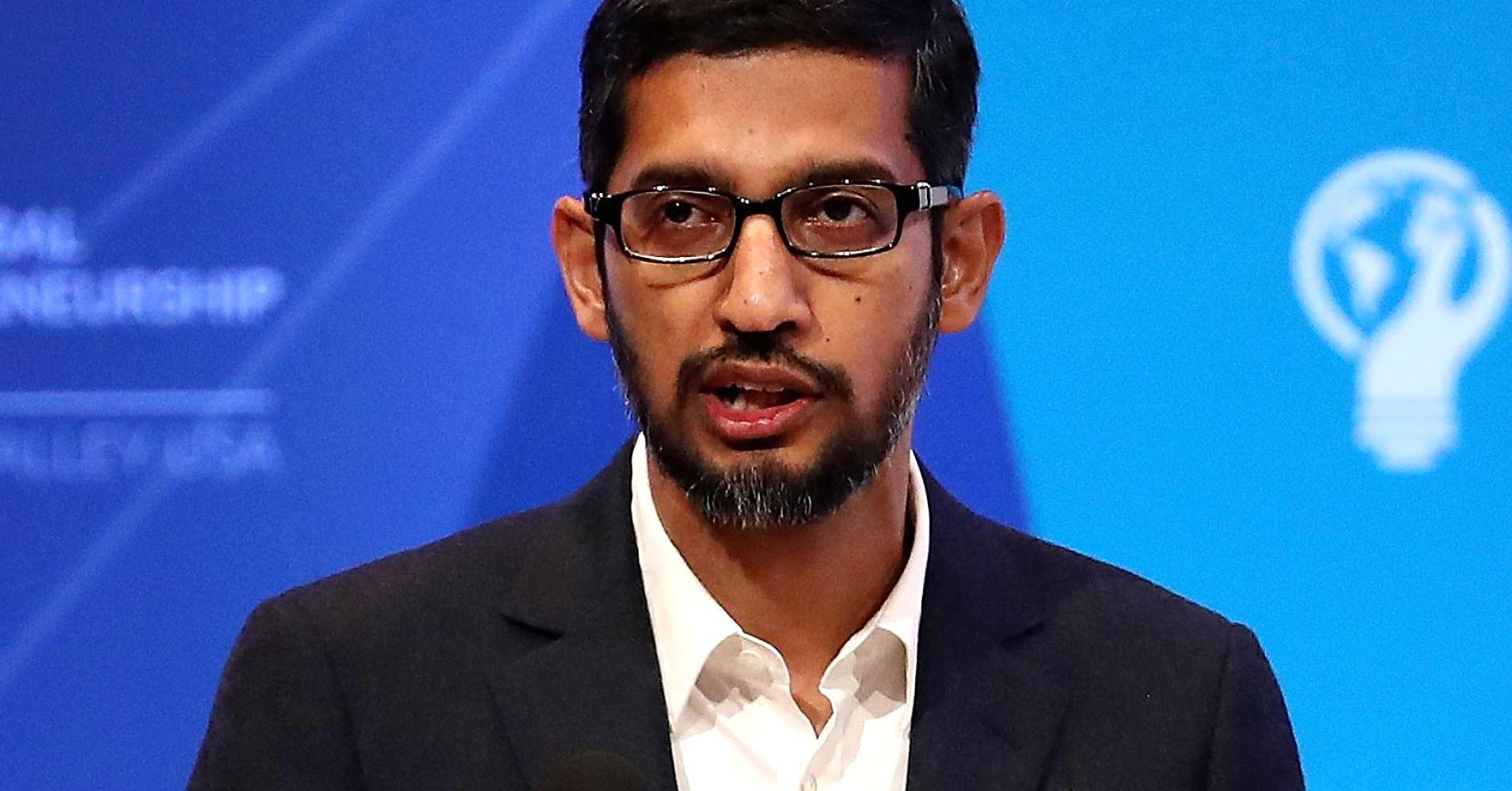 How Google CEO Sundar Pichai and others are closing the pay gap