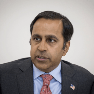 Chicago Rep. Raja Krishnamoorthi meets with South Asian leaders on growing hate crime concerns
