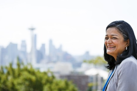 First Indian American woman in congress Pramila Jayapal's first 100 days in U.S. Congress