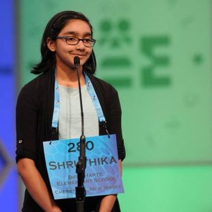 New Jersey will send Shruthika Padhy to the 90th Scripps Spelling Bee