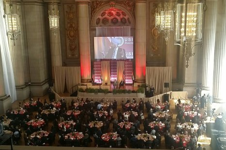 Vice President Mike Pence speaks on US India future growth at 42nd USIBC Summit