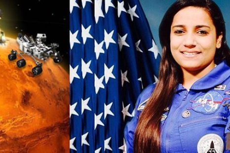 First-ever Sikh, Jasleen Kaur Josan will travel to Mars