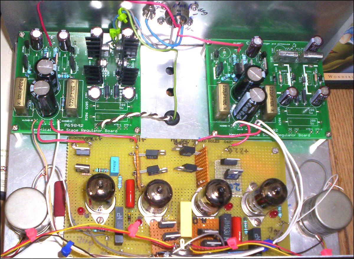 hight resolution of his master s noise a thoroughly modern tube phono preamp