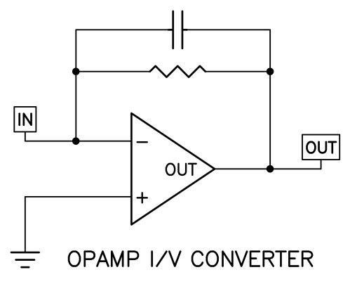 small resolution of op amp pin diagram