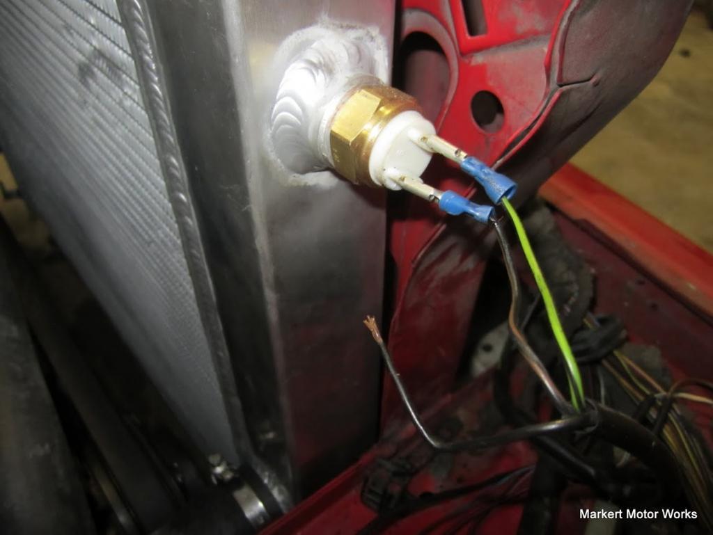 hight resolution of early model fan plug