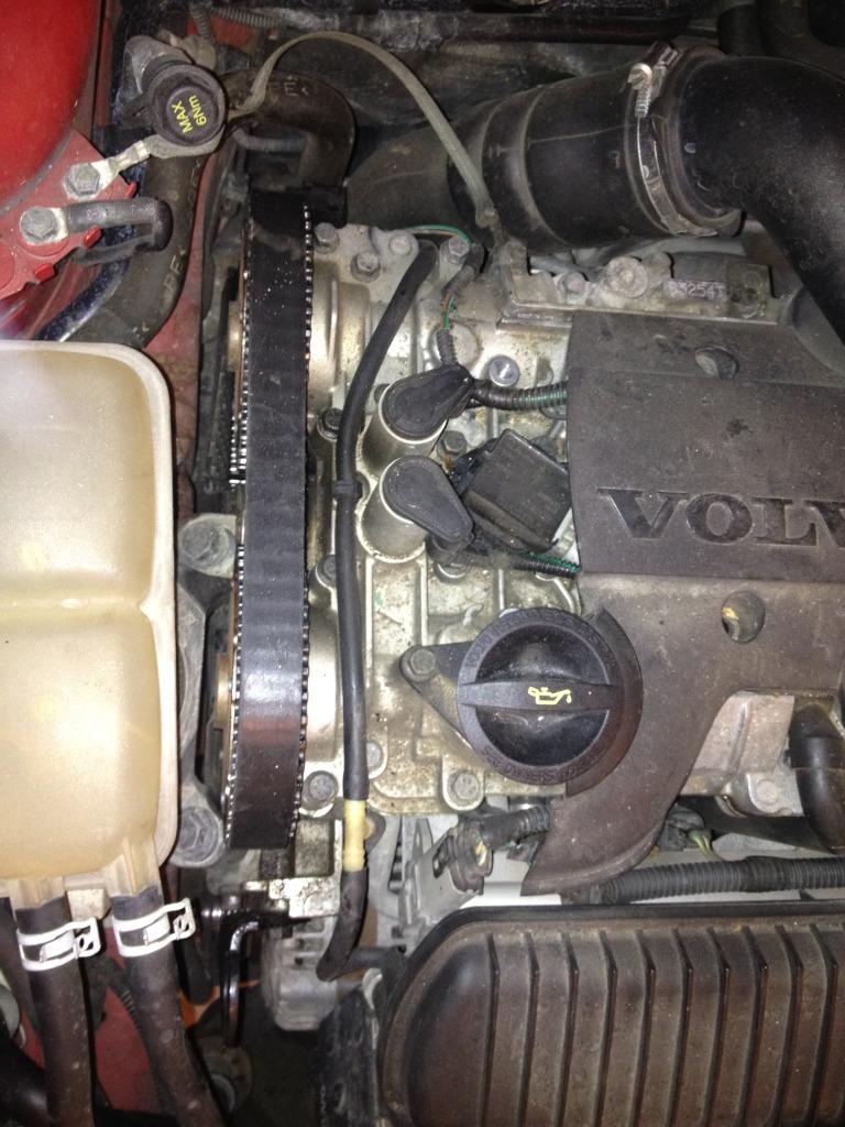 medium resolution of next step would be removing the coolant reservoir so you can gain access to side engine mount by wiggling it while pulling up as its not secured by any