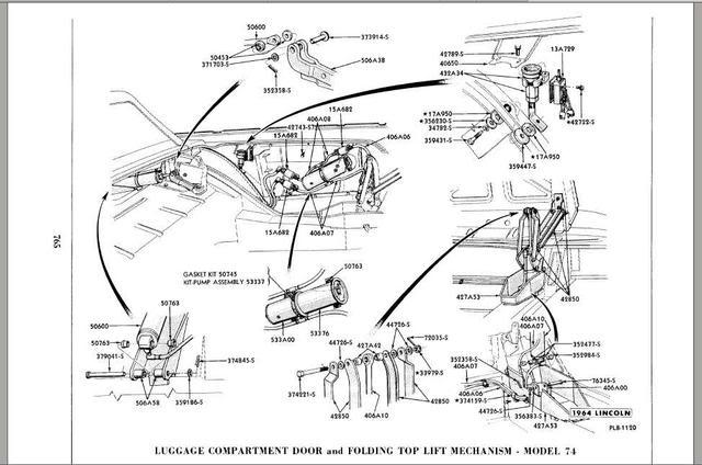lincoln continental wiring diagram 1962 ford lincoln continental