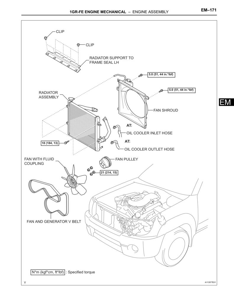 hight resolution of toyota 1gr fe engine diagram imageresizertool com 1hz toyota diesel engines toyota highlander starter location