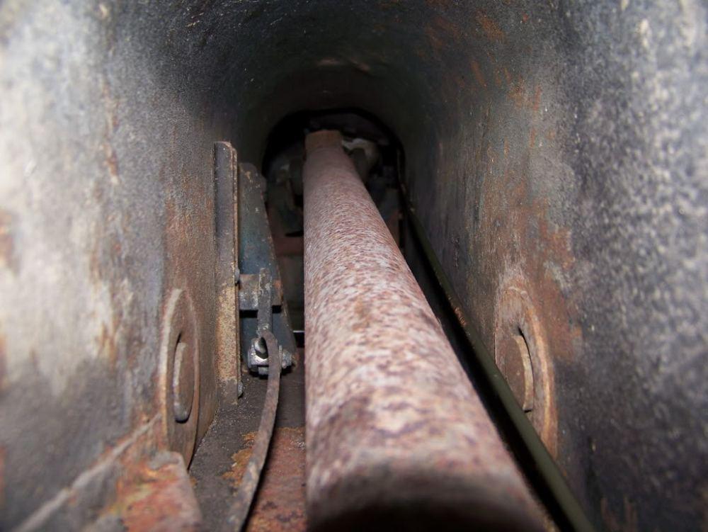medium resolution of access hole