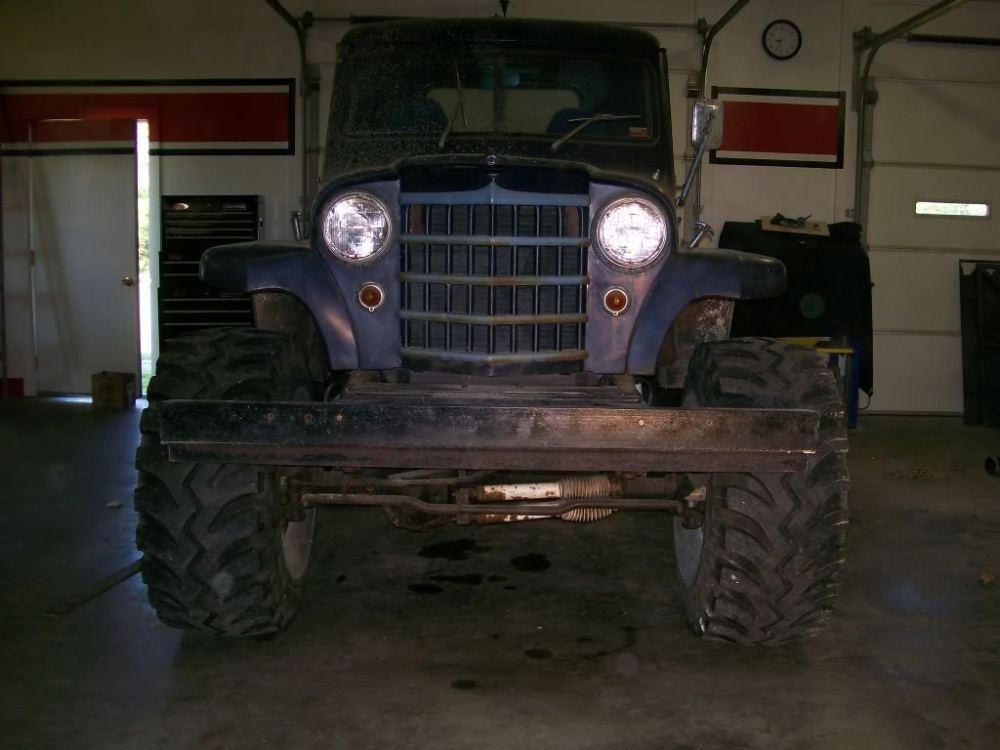 medium resolution of 1950 jeep willys truck wiring harness
