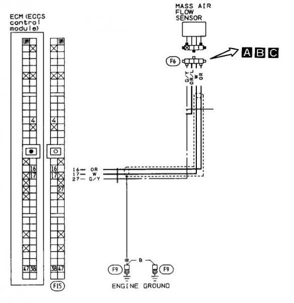 1996 nissan sentra wiring diagram modine pd 75 diypnp documentation for 1991 1994 diyautotune com 94 maf