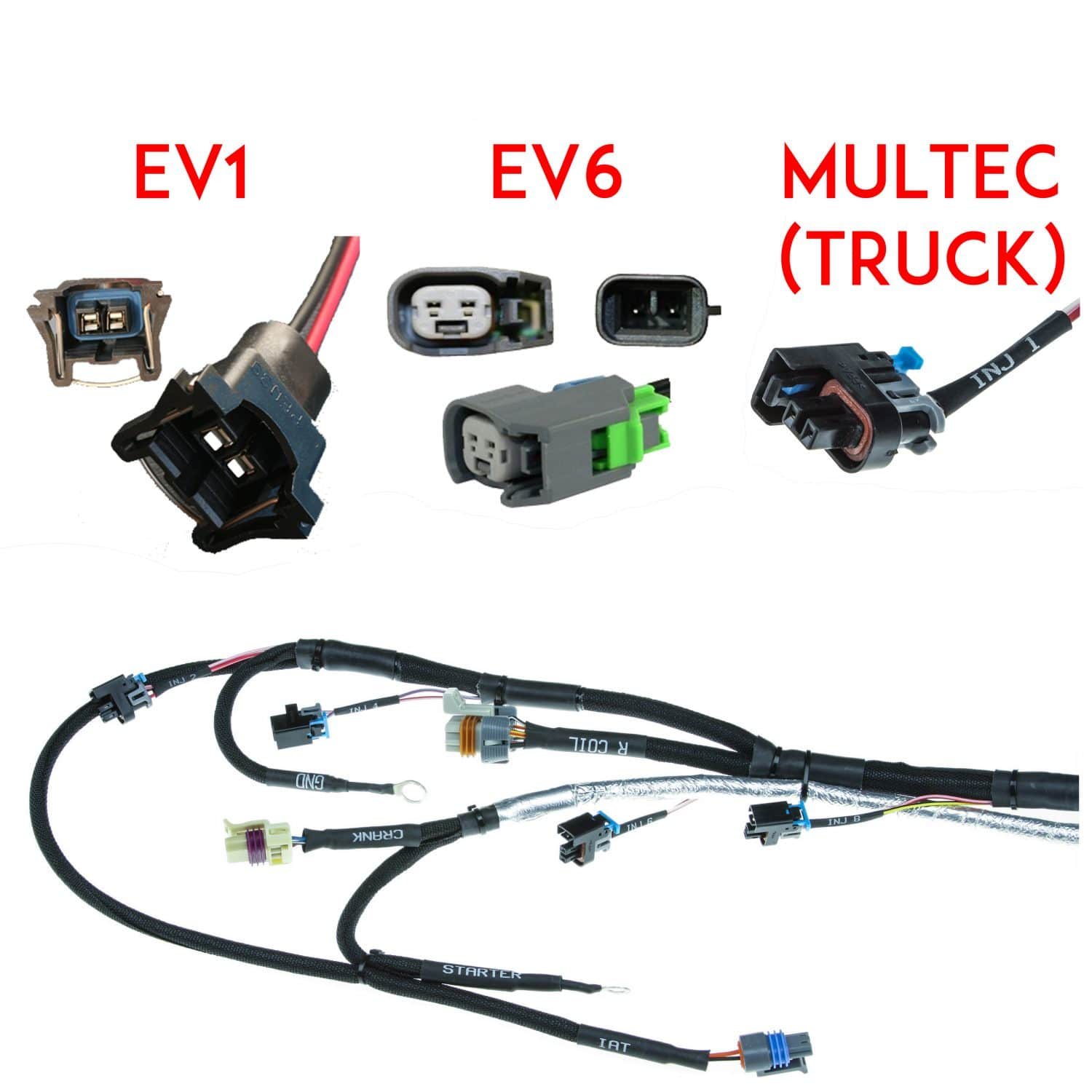 hight resolution of gm truck fuel injector wiring harness