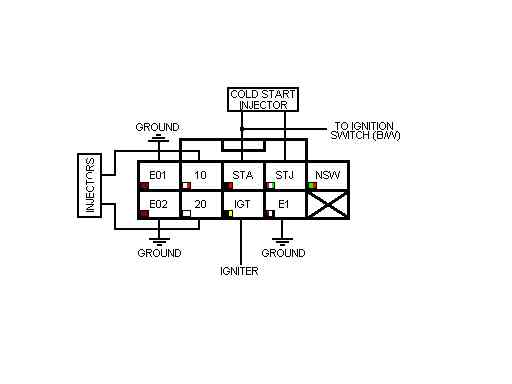 22r Ignition Coil Wiring Diagram : 32 Wiring Diagram