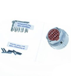 gm 4l60e 4l80e transmission connector with pins [ 1500 x 1500 Pixel ]