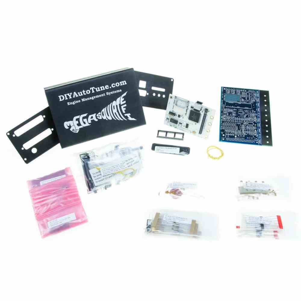 medium resolution of megasquirt iii with pcb v3 0 unassembled kit