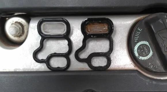 spool valve assembly filter
