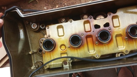 2005 honda civic valve cover gasket replacement