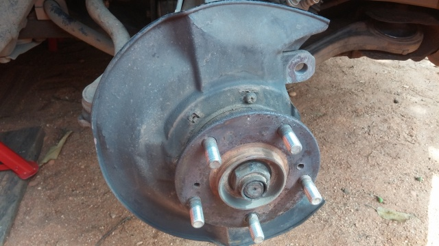 how to remove rotors