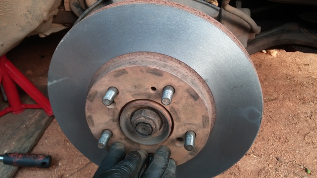 Resurfacing rotors