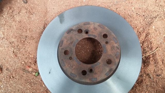 resurfacing brake discs