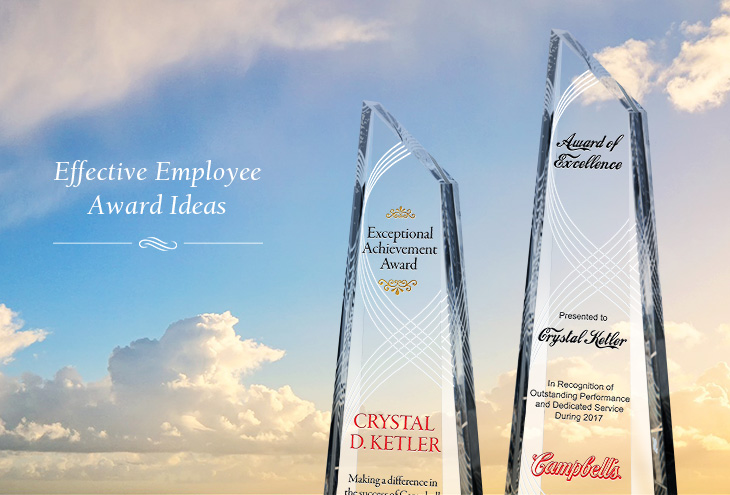 Effective Employee Award Ideas Award Categories Criteria And Names Appreciation