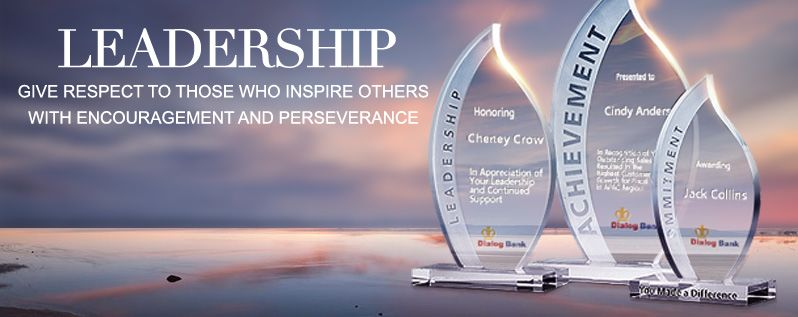 Unique Leadership Awards with Sample TitleWording Ideas