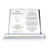 Pastor Retirement Quotes, Scriptures and Plaque Wording