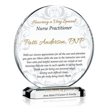 Nurse Appreciation Poems, Quotes and Plaque Wording Ideas