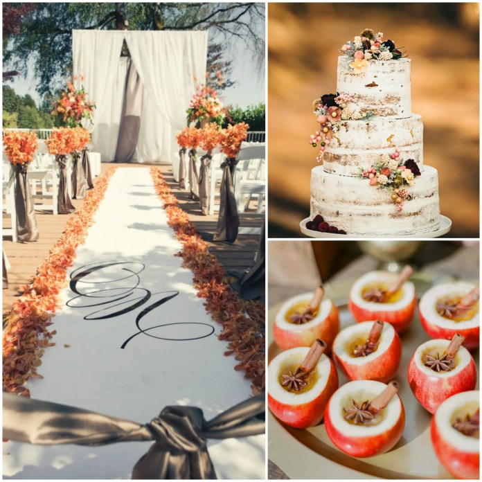 14 Autumn Wedding Ideas You'll Fall in Love With