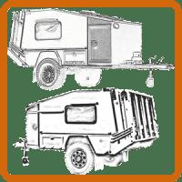 DIY Camper: Building a home made camper trailer