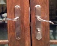 Pella Door Handle & Pella French Door - Door Handle Sags ...
