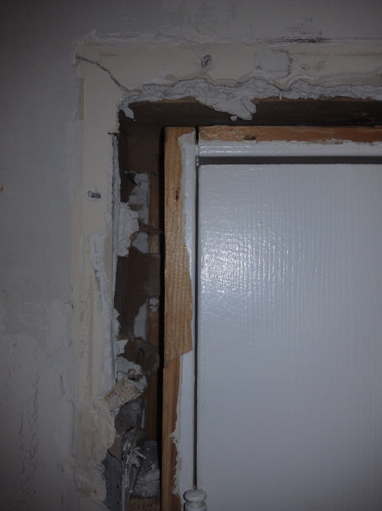 Large Gap Between Door Frame And Jamb  Carpentry  Page 2