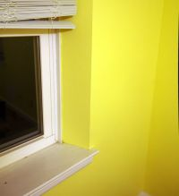 Chair Rail Height Into Window - Carpentry - DIY Chatroom ...