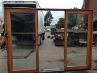 Garage Door Conversion To Glass Patio Doors Question ...