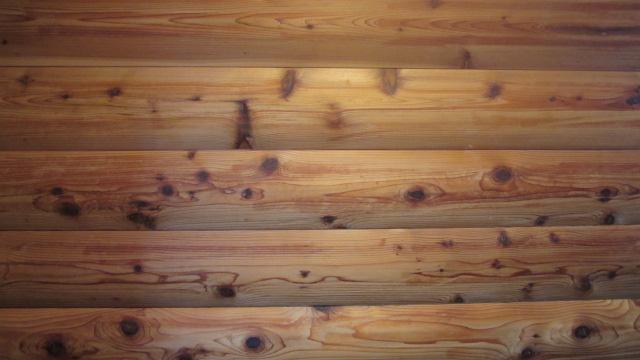 Log Cabin Interior Paneling