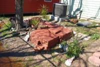 First Time Paver Patio On Slope - Landscaping & Lawn Care ...