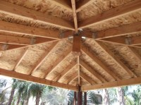 6x6 Posts For Hip Roof Gazebo - Landscaping & Lawn Care ...