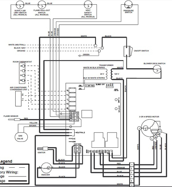 Nordyne Ac Wiring Diagram : 25 Wiring Diagram Images