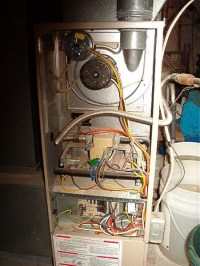 Gas Furnace Won't Turn On - HVAC - DIY Chatroom Home ...