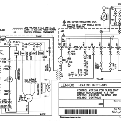 Miller Furnace Wiring Diagram For Motorcycle Headlight Schematic Lennox 24l8501 Control Board - Hvac Diy Chatroom Home ...
