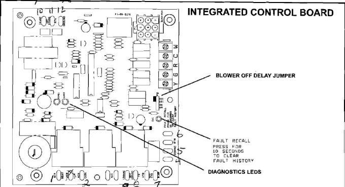 Lennox Heat Pump Diagnostic Code Table